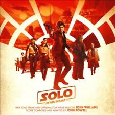 JOHN POWELL (FILM COMPOSER) - SOLO: A STAR WARS STORY [ORIGINAL MOTION PICTURE S