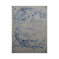 LUIGINO Alexandre op de minueto 50 Violín Piano partitura sheet music score