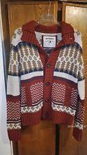 True Religion Men's Wool Cardigan Sweater M