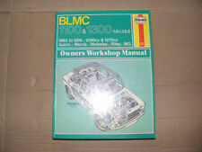 1300 1971 Car Service & Repair Manuals
