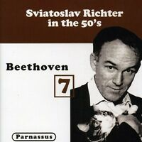 Sviatoslav Richter, - Richter in the 1950s: Beethoven Diabelli 7 [New CD]