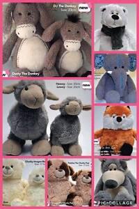Jomanda Soft Plush Baby Toy Teddy Bear Sheep Lamb Bunny Newborn Gift Boys Girls