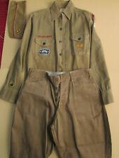 WWII World War 2 ca 1944 Boy Scout Uniform Jodhpur Pants, St. Louis Council