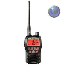 Cobra 3W VHF Splashproof Marine Handheld Radio - Compact Design High Quality NEW