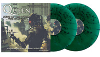 QUEEN - NEWS OF THE WORLD - THE CONCERT - 10 INCH SPLATTER DOUBLE ALBUM - P/O