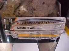 Bomber Magnum Long B17AGPTBRO Floating Diver for Fresh/Saltwater Big Gamefish