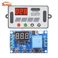 Direct 12 V facile à utiliser Timer Switch 0-150 S 12V//20A de retard sur voiture trembler