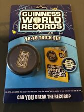 Guinness World Records yo-yo trick set With Book Can You Break The Record New
