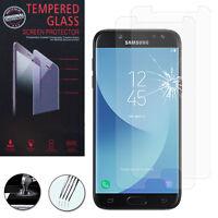 2X Schutzglas Für [ Samsung Galaxy J5 Pro (2017) ] Echtglas Display Schutzfolie