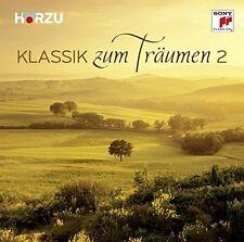 KLASSIK ZUM TRÄUMEN 2 2 CD NEU VARIOUS