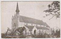 Lincolnshire postcard - Skegness Parish Church - P/U (A130)