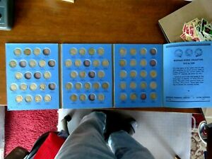 NEARLY COMPLETE 52 COIN BUFFALO NICKEL SET IN WHITMAN ALBUM