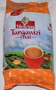 Kenyan Melvins Tangawizi Chai Tea Leaves 500g