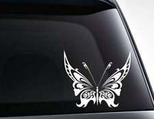 Fancy Butterfly Vinyl Decal Sticker Die Cut Decal Cute Car Decal Car Sticker