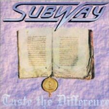 SUBWAY-Taste the difference    Human Zoo    Top MHR CD