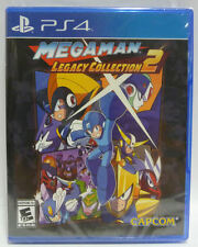 MEGAMAN LEGACY COLLECTION 2 - SONY PS4 - NEW SEALED - PLAYSTATION 4 REGION FREE
