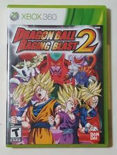 Dragon Ball Raging Blast 2 - Xbox 360 Video Game CIB Complete