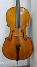Nr. 719  sehr schönes   Cello  Simone Sacossi .sehr guter  Klang
