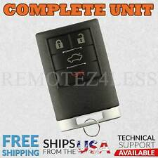 Keyless Entry Remote for 2008 2009 2010 2011 Cadillac STS Car Key Fob Control