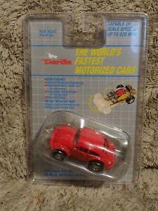 Darda Pull-Back Self Winding Motor VW Volkswagen Bug Die Cast New 1998