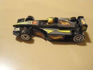 Hot Wheels - 2003 - Mc Donalds F1 Black car