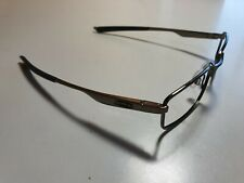 Oakley RX Optical eyeglass Frame Socket 2.0 Black Chrome 51mm