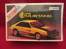 US Airfix  Custom Mustang  NIB Factory Sealed  1:24 Scale  (1015H) 8047