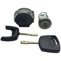 FITS FORD FIESTA FOCUS GALAXY MONDEO TRANSIT CONNECT IGNITION SWITCH + 2 KEYS