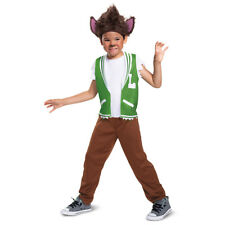 Netflix Super Monsters Lobo Howler Classic 3T-4T Toddler Halloween Costume