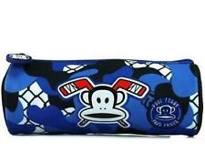 Paul Frank Camouflage Hockey Navy Pencil Case pfbb 4201BLU BRAND NEW