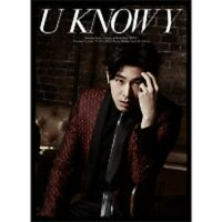 U KNOW Y Solo Mini Album CD+DVD TVXQ TOHOSHINKI YUNHO JP