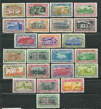 GUATEMALA Scott # C100-121 1939