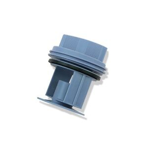 Washer Drainage Pump Drain Outlet Seal Cover Plug For Siemens Bosch WM1095/1065