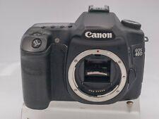 Canon EOS 40D Digital SLR Camera Body - Shutter Button Intermittent - 216K Accs