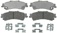 ACDelco 14D792CH Rear Ceramic Brake Pads