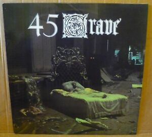 45 GRAVE Sleep In Safety LP ENIGMA 1983 US re PAUL CUTLER-DREAM SYNDICATE-GERMS