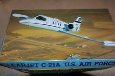 HASEGAWA 1:48 LEARJET C-21A US AIR FORCE