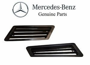 For Mercedes-Benz W463 G-Class Set Pair of Left & Right Vent Grilles Genuine