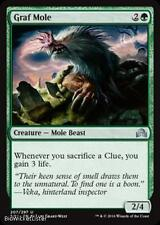 4x 4 x Graf Mole x4 Uncommon MTG Shadows over Innistrad ~~~~~ MINT