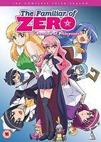 Familiar Of Zero S3 Collection [DVD] [2015][Region 2]