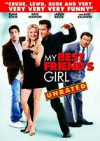 My Best Friend's Girl (Unrated) - DVD - GOOD