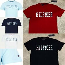 Tommy Hilfiger Crew Neck T-shirt/Shorts/top (100% Organic Cotton,premium quality