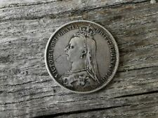 More details for victoria sixpence 1887 vf