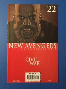 The New Avengers #22 September 2006 Marvel Comics. Civil War.
