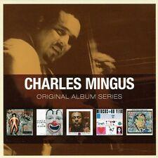 Charles Mingus - Original Album Series [New CD] Holland - Import