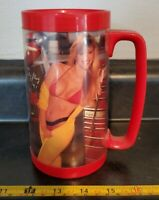 ☆Vintage 1991 SNAP-ON Thermo-Serv Mug *Lisa July-August 91* Red