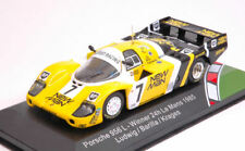 Porsche 956 L #7 Winner Lm 1985 K. Ludwig / P. Barilla / J. Winter 1:43 Model