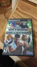 Sega Genesis Collection, Playstation 2 Video Games Golden Axe, Shinobi Sonic