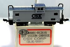 CON-COR N SCALE EXT VISION CABOOSE CSX CORP # 903317                    AA-30-15