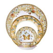 Versace Rosenthal 5 piece Dinnerware Set Le Jardin de Versace